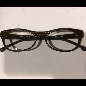 La eyeworks eyeglass frames, used for sale